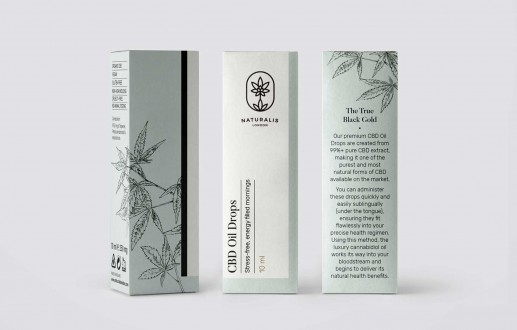 Packaging para Naturalis London