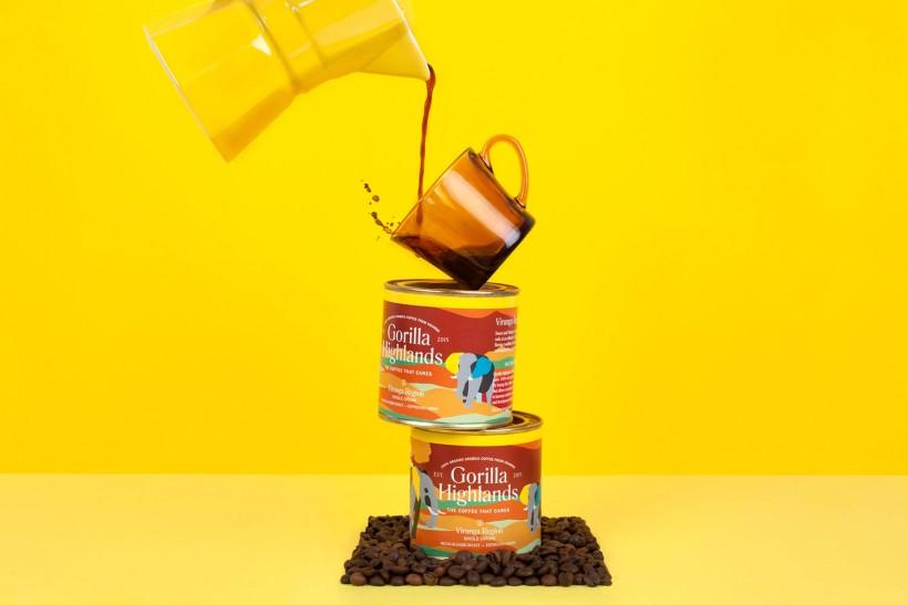 Gorilla Highlands Coffee