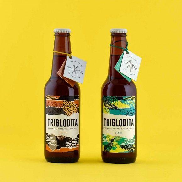 Cervezas Triglodita